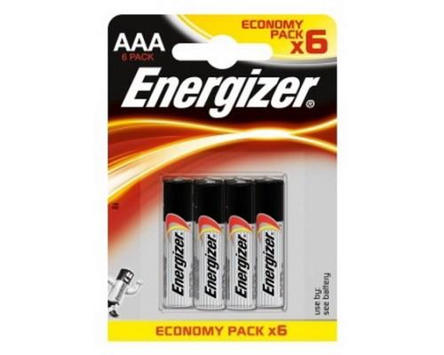 Батарейка Energizer LR03-6BL