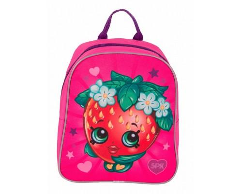 Рюкзак детский Шопкинс, клубничка тм Shopkins для девочки