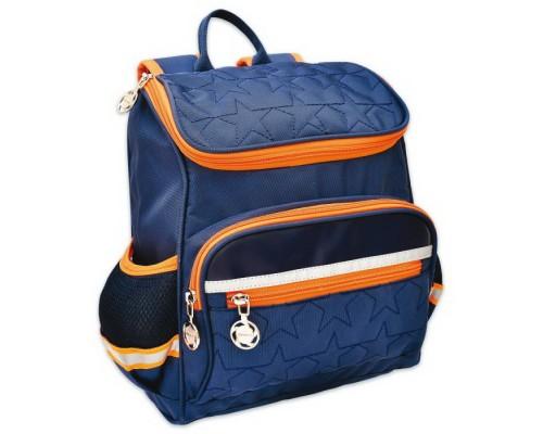 Рюкзак детский СИНИЕ ЗВЕЗДЫ для мальчика